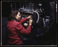 Women assembling switch boxes