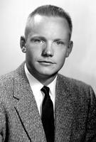 Neil Armstrong Portrait.